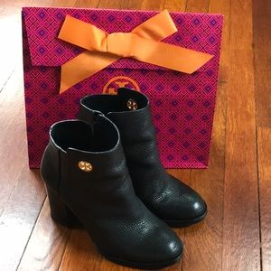 Tory Burch Ankle Booties - Size 7